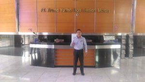Handri Gunawan Marketing Mitsubishi Training MMKSI dan KTB