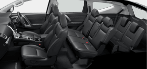 Interior All New Pajero Sport
