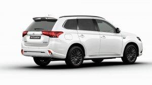 Kredit Mitsubishi Outlander Phev