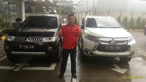 Marketing Mitsubishi Pajero Sport Handri Gunawan 0812 8117 1983 WA