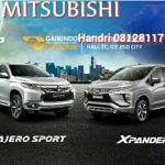 Promo Dealer Mitsubishi di Pameran Gaikindo International Indonesia Auto Show Bulan Agustus