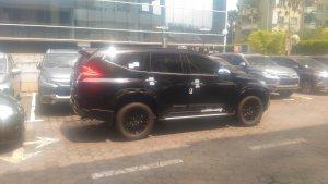 Promo Diskon Besar Pajero Sport Dakar Hitam