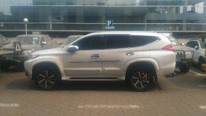 Promo Diskon Besar Pajero Sport Dakar Putih
