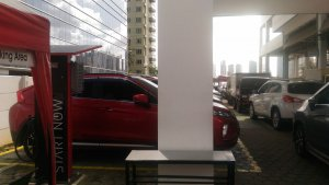Promo Kredit Bunga Murah Eclipse Cross Merah