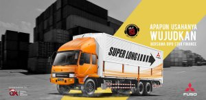Promo Kredit Bunga Murah Fuso Long Wings Box Besi