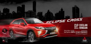 Promo Kredit Dp Murah Cicilan Ringan Mitsubishi Eclipse Cross Dari Leasing Dipo Star Finance