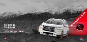 Promo Kredit Dp Murah dan Cicilan Ringan Xpander Cross Dari Leasing Dipo