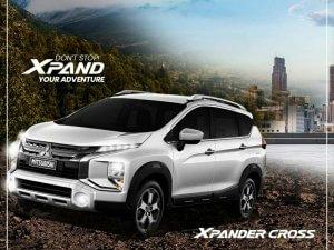 Promo Mitsubishi Xpander Cross